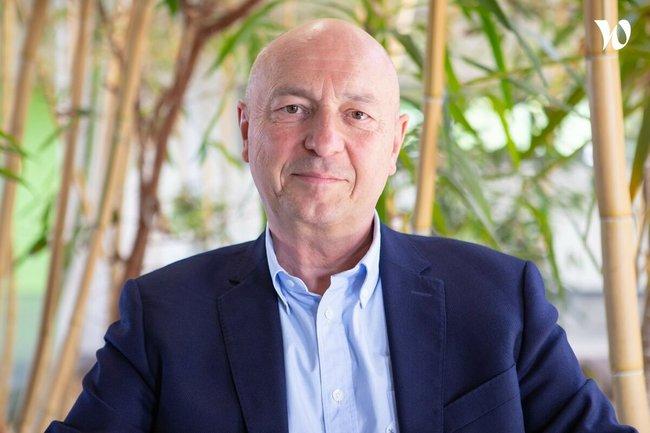 Rencontrez Jean-Pierre, Président - Gaïago