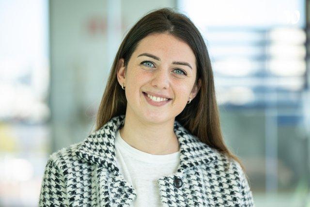 Rencontrez Lauriane, Responsable Recrutement - STAFFMATCH
