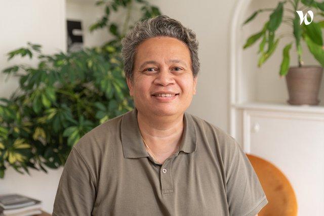 Rencontrez Hervé, Développeur Full Stack - TELEDEC