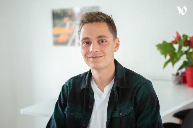 Rencontrez Simon, Data Ingénieur - Novagen conseil