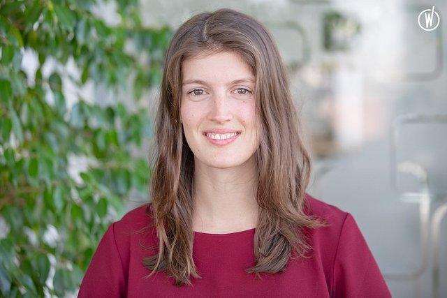 Rencontrez Manon, Consultante - Planisware