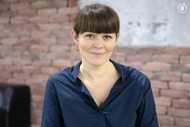 Rencontrez Céline, Directrice Commerciale - Rouchon Paris