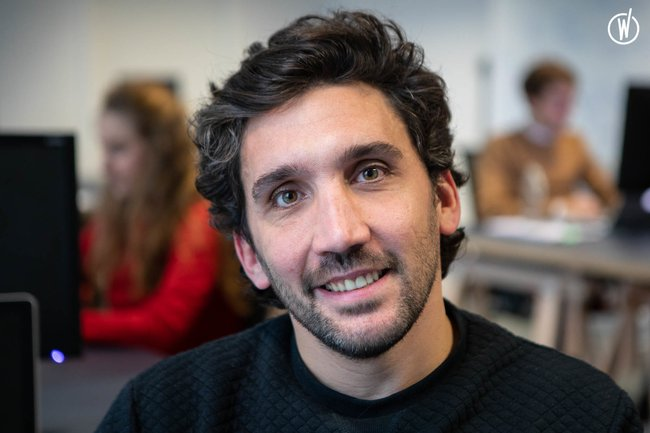 Rencontrez Franck, Chief Executive Officer - ShareGroop