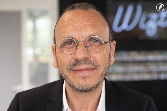 Rencontrez Ari, CEO - Wiztivi