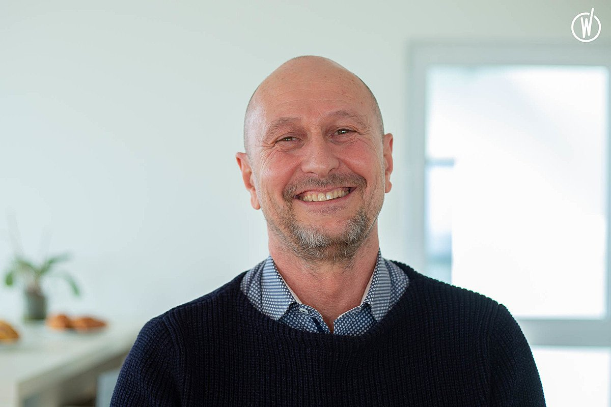 Meet Jean-Noël, Group HR - Groupe Synerlab