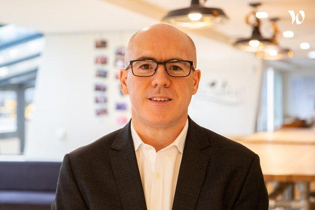 Rencontrez Arnaud, Président - mc2i