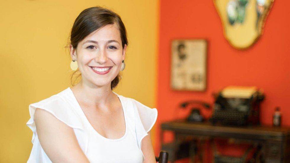 Mária Sofia Takáčová, Grow with Google Associate, Slovensko - Google