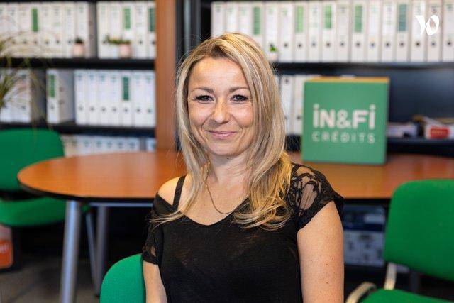 Rencontrez Julie, Directrice animation réseau  - IN&FI Crédits