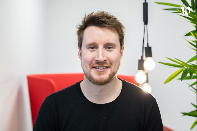 Rencontrez Gaylord, Expert Consultant - LTU Tech