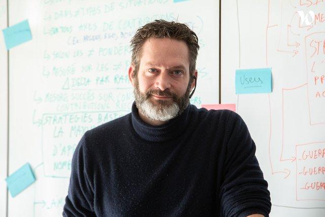 Rencontrez Sébastien, Directeur Innovation - Dynergie