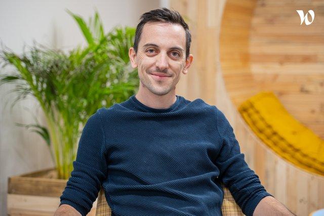Rencontrez Kevin, Expert Facteurs Humains - Hinfact