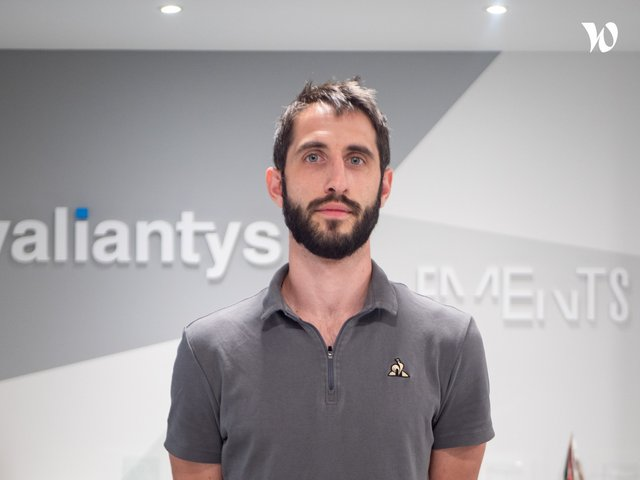 Rencontrez Gaël, Professional Services Manager - Valiantys