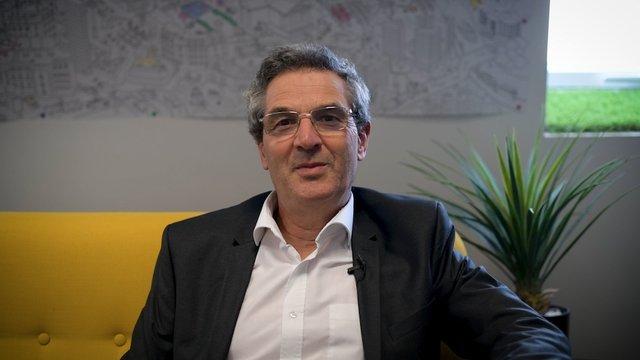 Rencontrez Yves, PDG - Oresys
