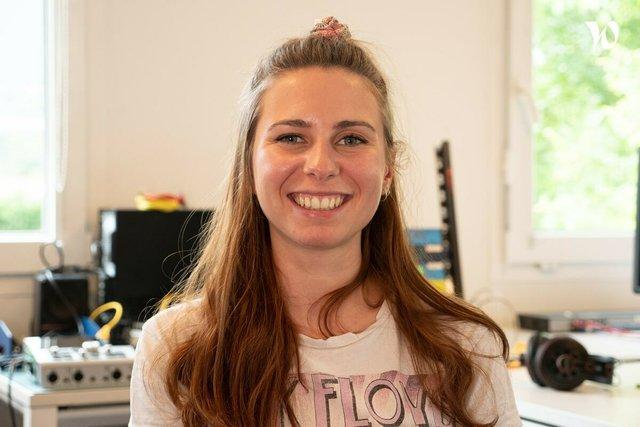 Rencontrez Charlotte, Ingénieure Développement Logiciel - Digigram