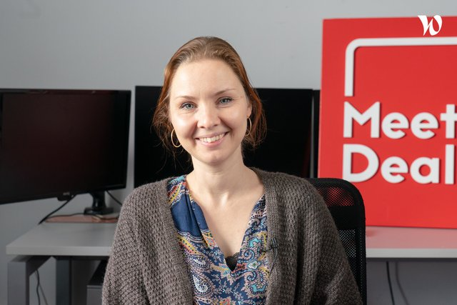 Rencontrez Nadia, DATA Scientist - MeetDeal