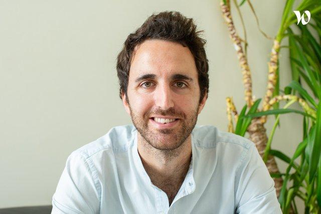 Rencontrez Alex, Co-fondateur - Beanstock