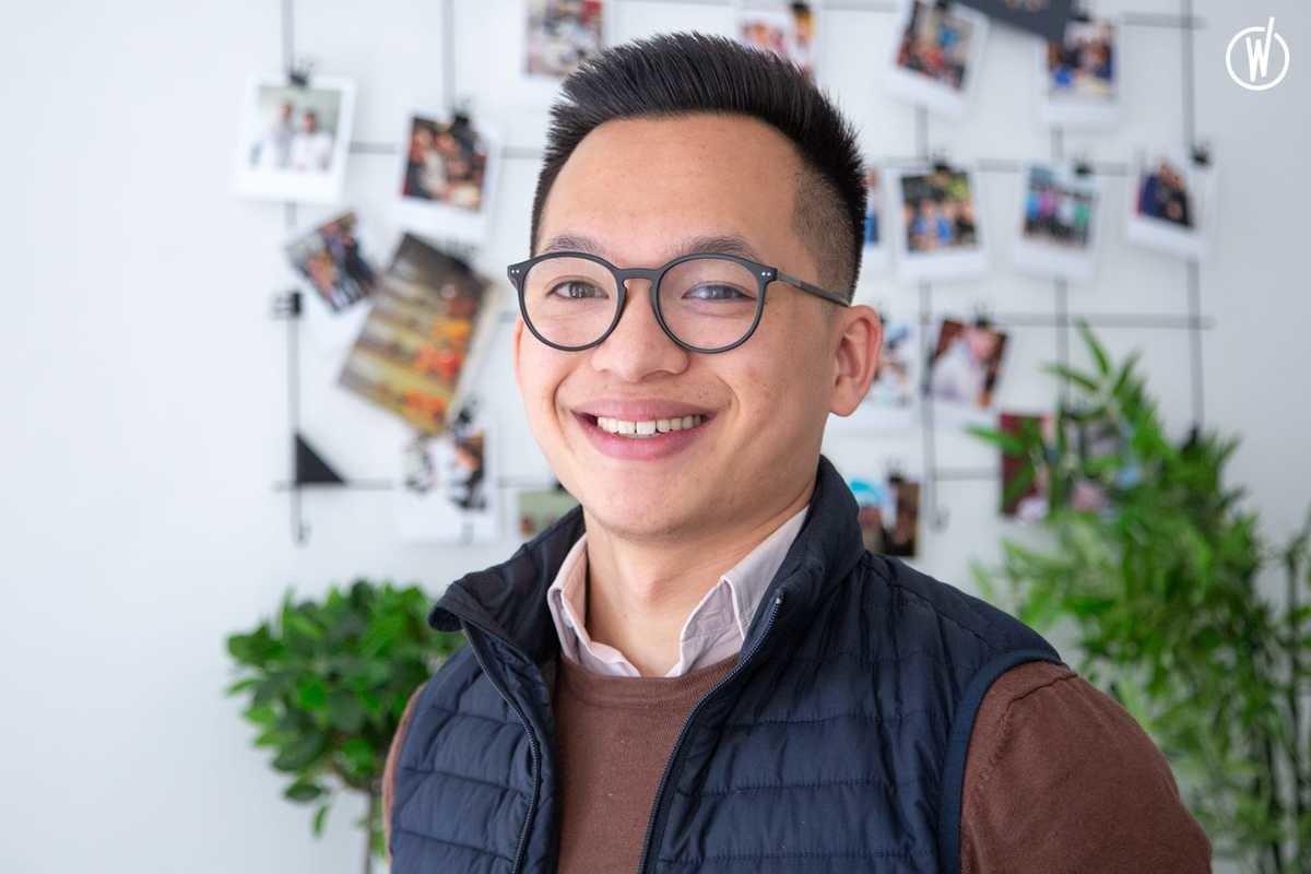 Rencontrez Yann, Business Developer - Nexenture