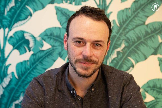 Rencontrez Gaetan, Cofondateur & Directeur de Cog'X - le Sept