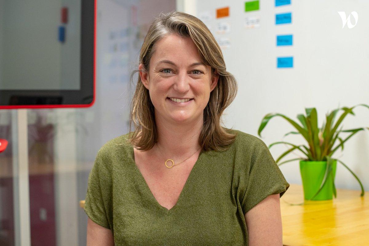 Rencontrez Mariane, Digital Analytics Manager - Norauto Digital