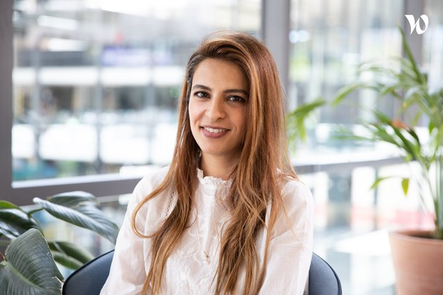Rencontrez Arbia, CEO & Co Founder - Rosaly