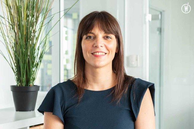 Rencontrez Aurélie , Co-fondatrice - Trésoria