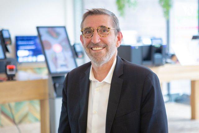 Rencontrez Xavier-Directeur Commercial - Innovorder