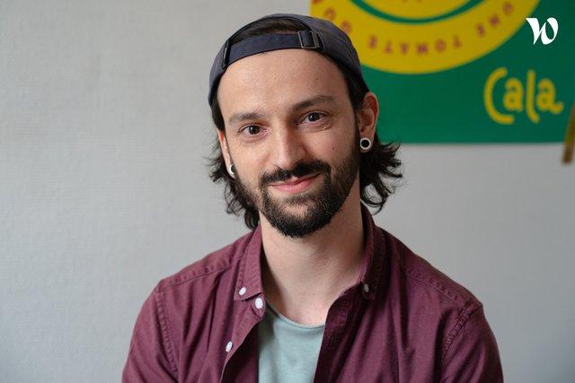 Rencontrez Nicolas, CTO - Cala