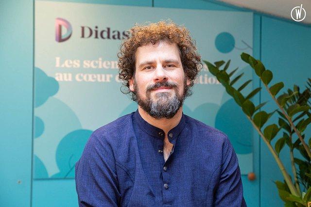 Découvrez Didask avec Yannick, Développer - Didask