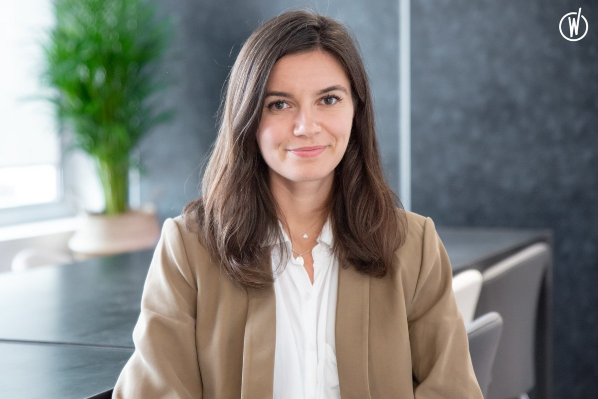 Rencontrez Kateryna, Head of Community - Hunteed