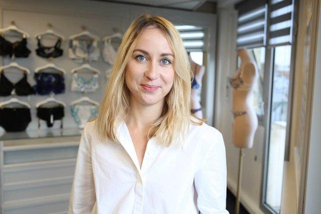 Rencontrez Mariette, Responsable e-commerce - Aubade Paris