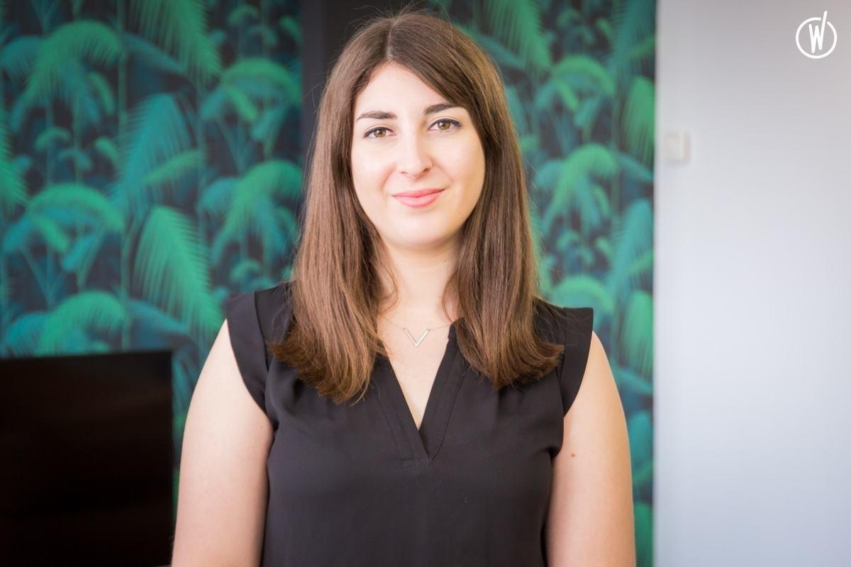 Rencontrez Solène, Analyst – Chargée d'études - BVA Group