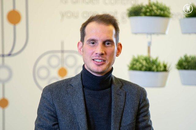 Rencontrez Gaël, Directeur - Birdee