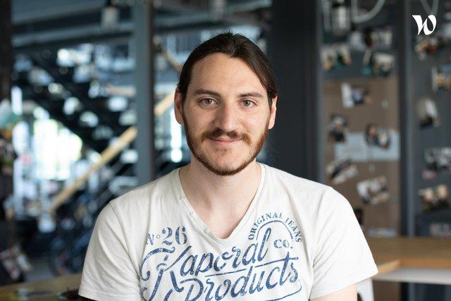 Rencontrez Valentin, Frontend Engineer - Advalo