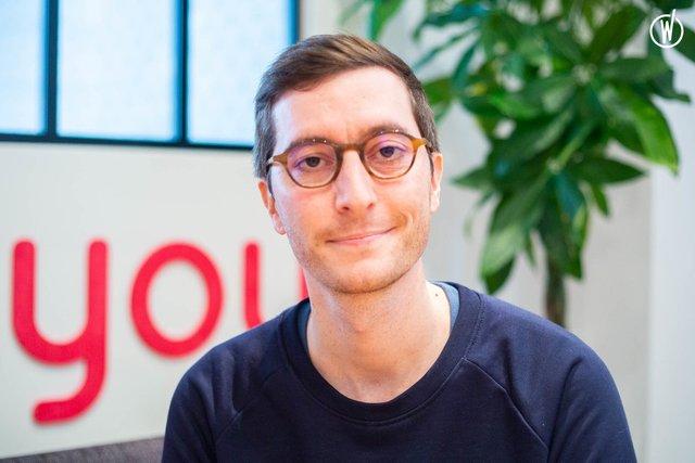 Rencontrez Florian, Back-End Developpeur - TankYou