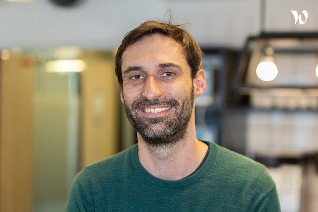 Rencontrez Clément, Chef de projet - Ÿnsect