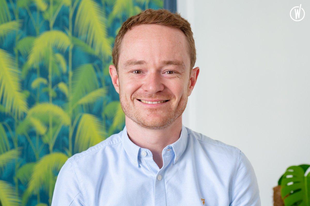 Rencontrez Antoine, Co-Fondateur & CEO  - UpSlide