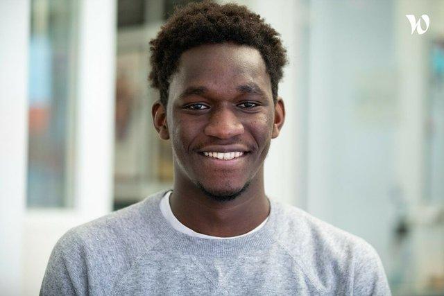 Rencontrez Mamadou , Développeur fullstack - Nextérité