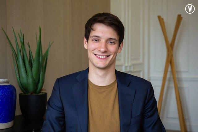 Rencontrez Mathieu, Co-fondateur - Manty