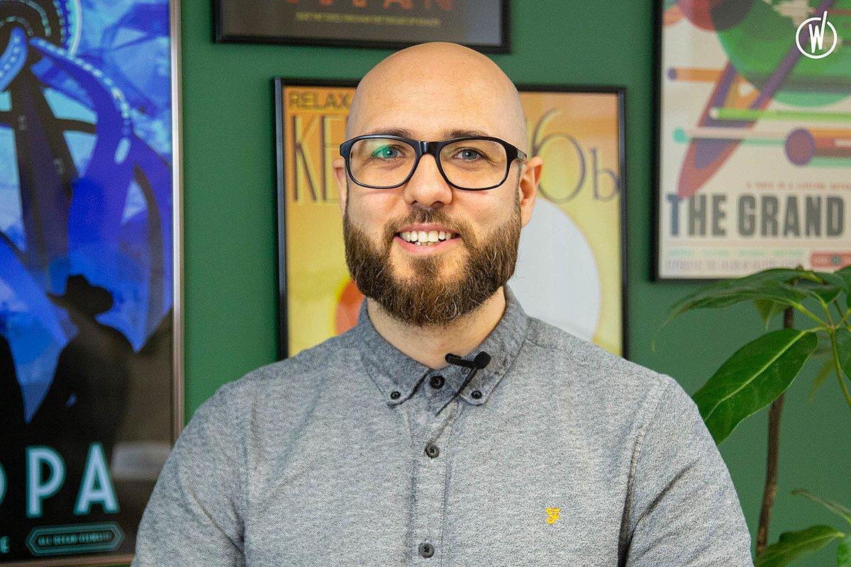 Rencontrez Rémy, Directeur commercial - Humanoid