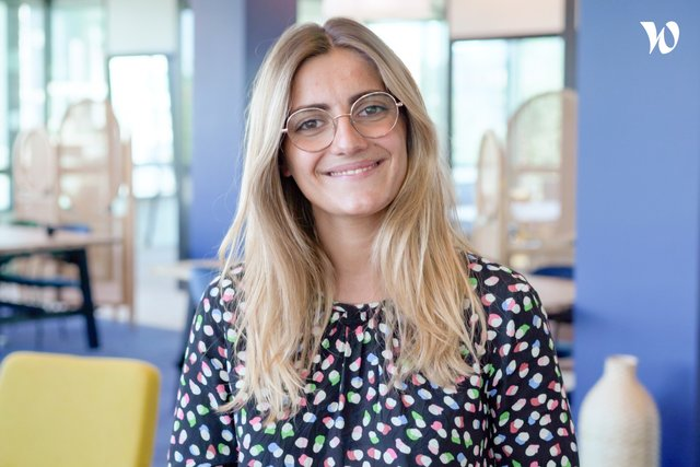 Rencontrez Charlotte, Coworking Manager de Clichy - Work & Share