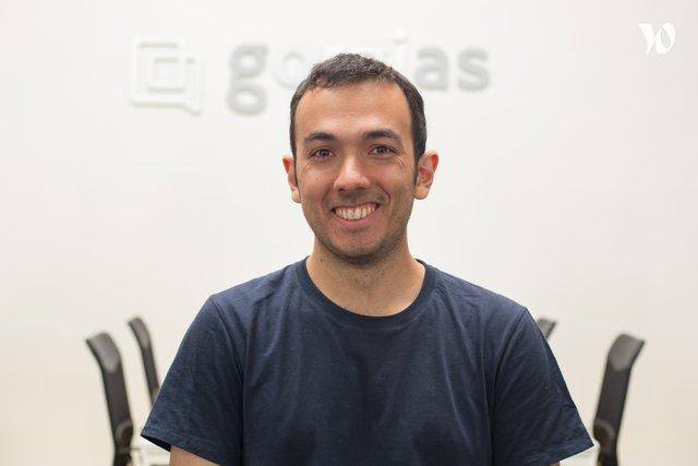 Meet Martin, Engineering Manager - Gorgias