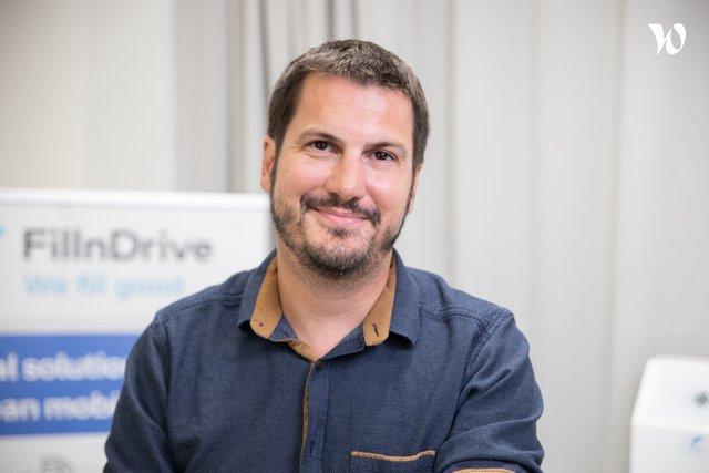 Rencontrez Thierry, Développeur - Fillndrive