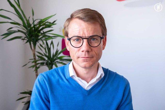 Rencontrez Edouard, CEO & Co fondateur - AlloVoisins