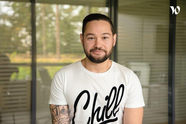 Rencontrez Pierre-Henri, Responsable relation client et réseau - GIE GPE