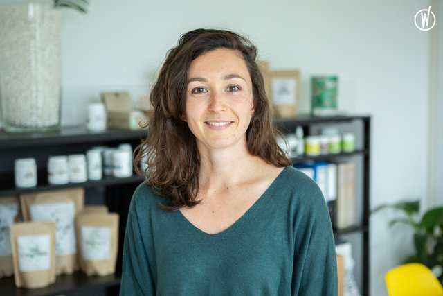 Rencontrez Pauline, Responsable Production & Qualité - Nutripure