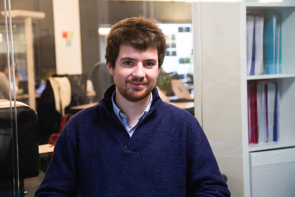 Rencontrez Jean-Guillaume, Product Manager - microDON