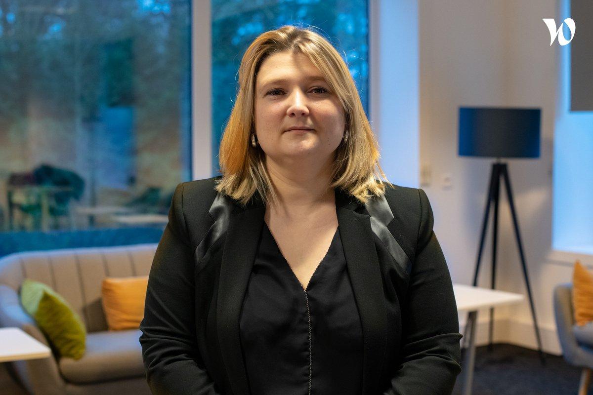 Rencontrez Aurélie, Responsable Risk Financier - Oney