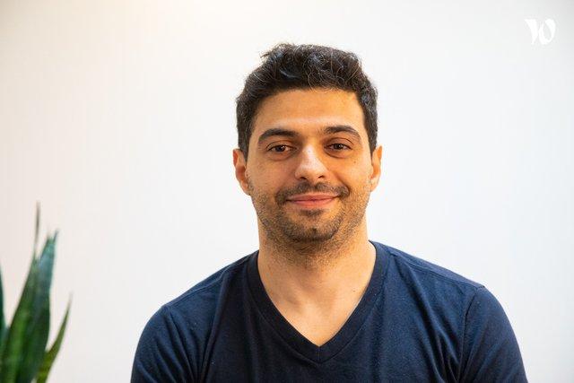 Rencontrez Mehdi, CTO - Co Founder - Grinta