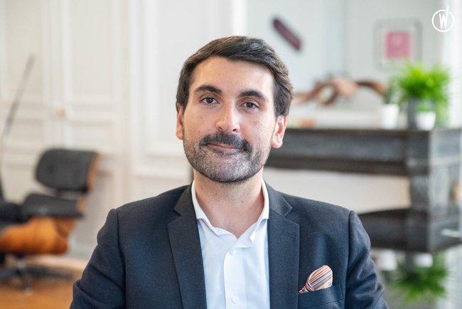 Rencontrez Jeremy, Associé-fondateur - Fox Audit