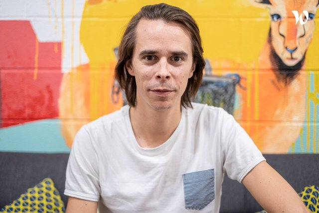 Rencontrez Simon, Cofounder & CEO - Carbo
